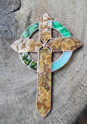 Whimsy Celtic Cross
