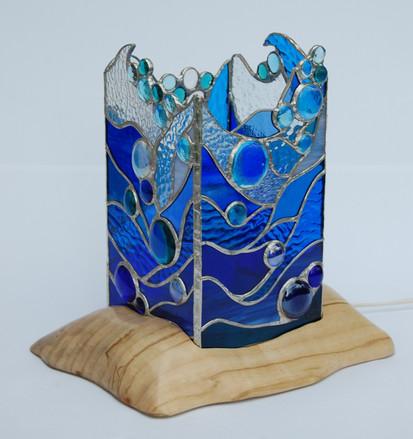 Lamp Ocean Blue