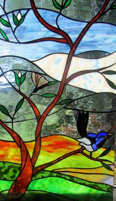 J King Flora & Fauna Australis Panel #2