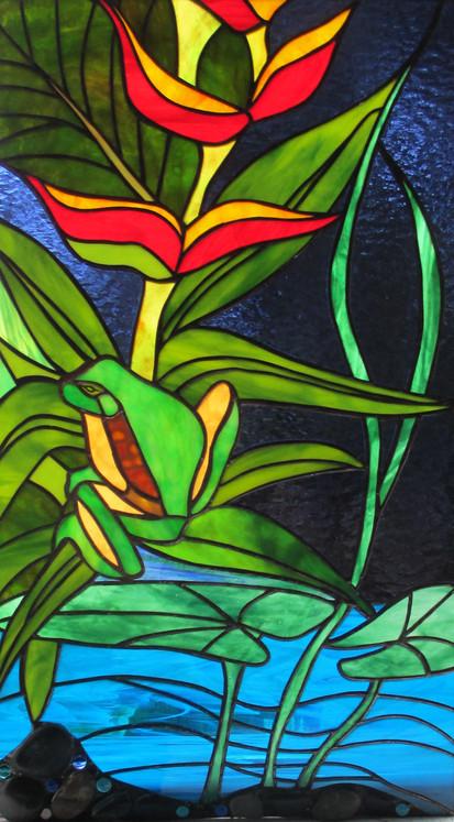 J King Flora & Fauna Australis Panel #1