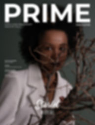 PRIME MAG March Anniversary Issue#14 vol