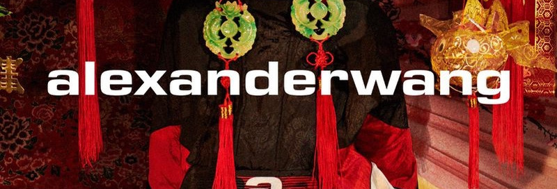 ALEXANDER WANG CELEBRATES THE LUNAR NEW YEAR WITH DROP 3 CAMPAIGN