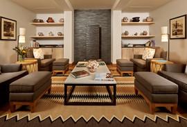 Spa quiet room