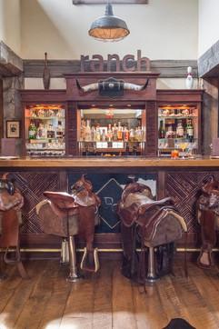 Silver Dollar Saloon Bar