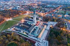 Divina Misericordia peregrinacion polonia cracovia krakow
