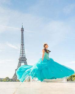 Quinceañeras viajes paris londres viena sweet sixteen  europa