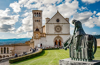 ruta franciscana roma vaticano santuarios italianos peregrinacion