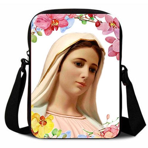 Reina de la paz Crossbody bag