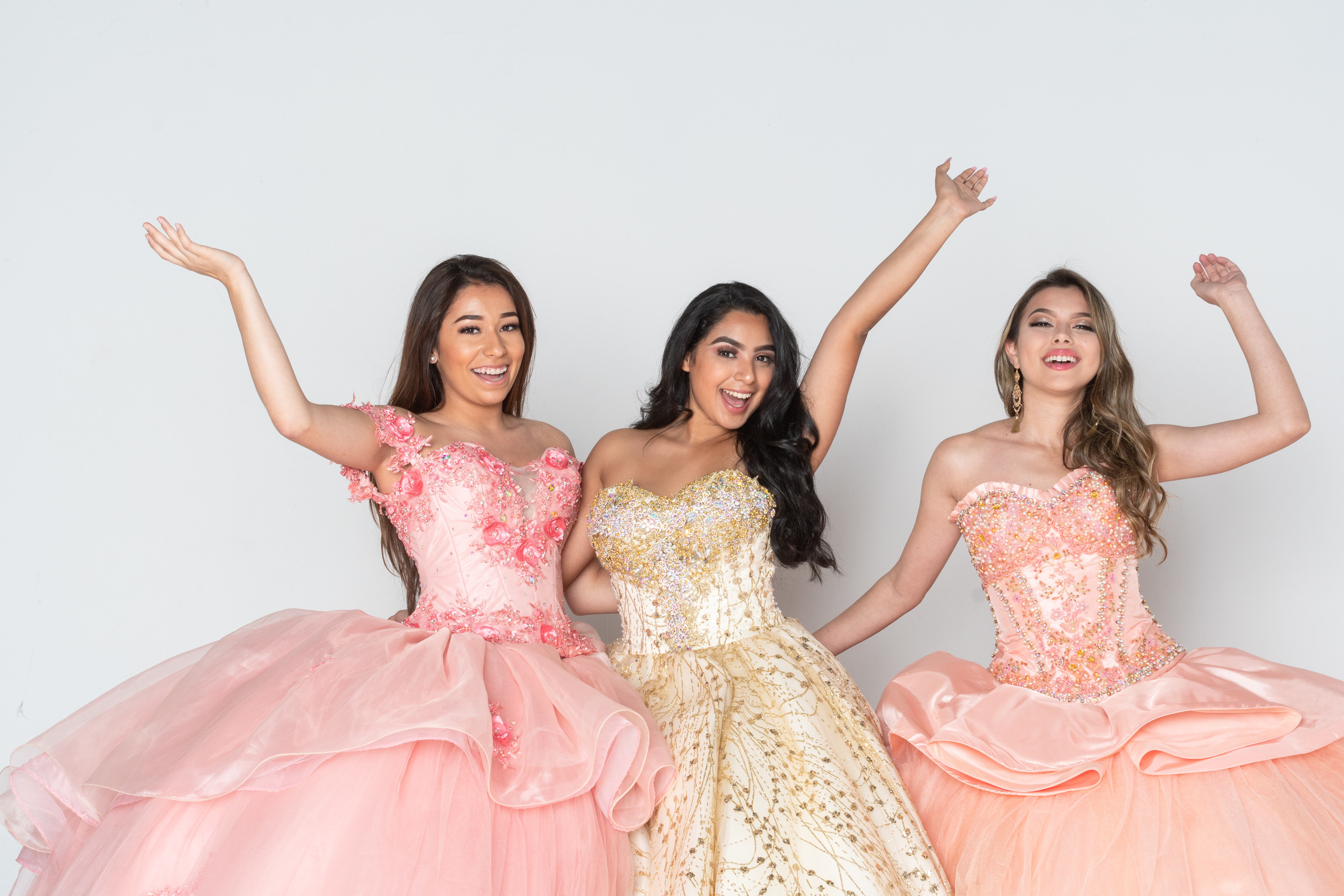 quinceaneras en paris