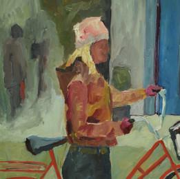 The Red Bike