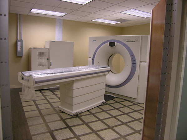 Siemans CT @ Premier Medical