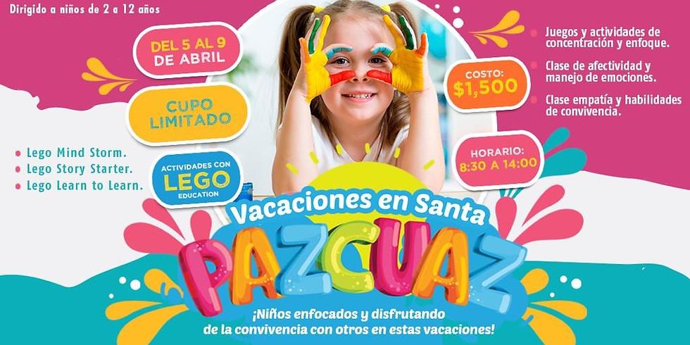 Vacaciones en Santa Pazcuaz