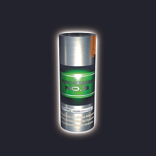 Pyro-Zylinder No.3