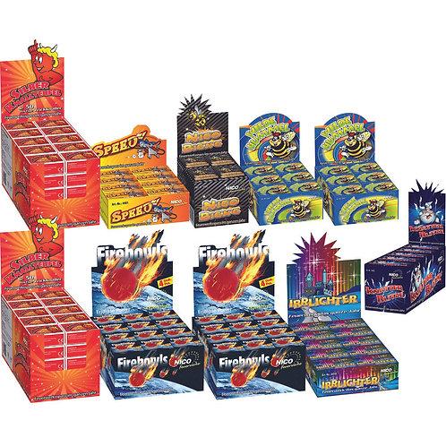 Jugendfeuerwerk pro Schachtel