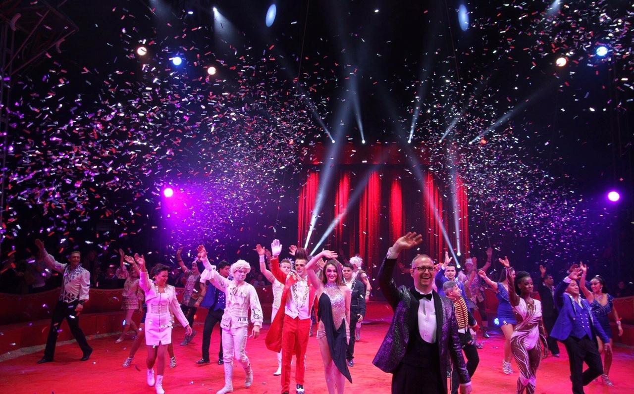 20 Jahre Weihnachtszirkus Heilbronn