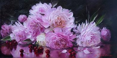 #flowerbrushes #цветочныекисти #цветочнаяживопись #какнаписатьцветы #какнаписатьпионы #какнаписатьрозы #Howtopaintroses #Howtopaintpionies
