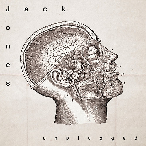 Jack Jones Unplugged Cover