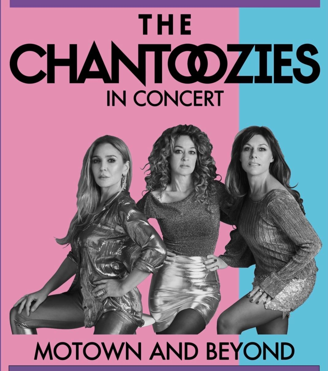 The Chantoozies MOTOWN
