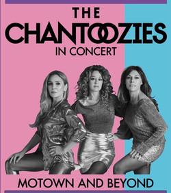 The Chantoozies MOTOWN