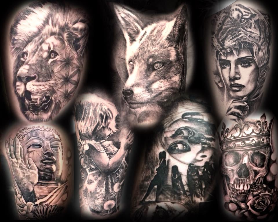 Junior Silivaai Tattoos