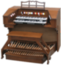 Orgue de Cinéma Allen TH202