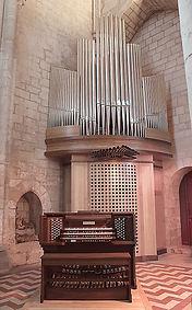 Orgue hybride Allen Saint-Jean-aux-Bois
