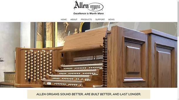 page d'accueil Allen Organ.jpg