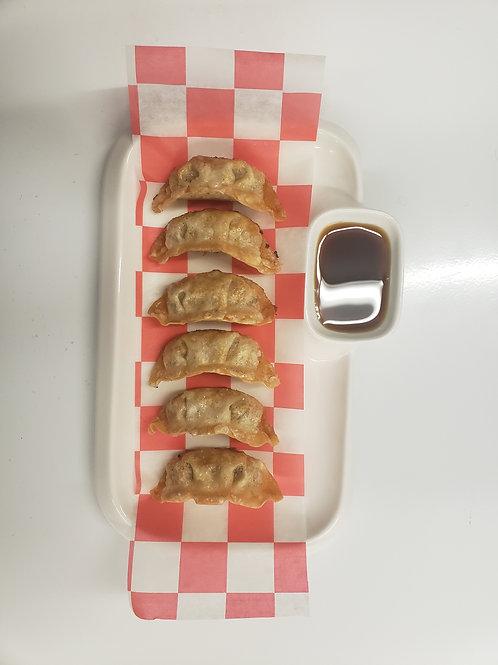 Fried Gyoza (6)