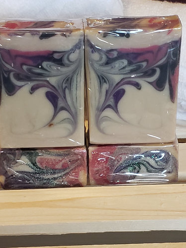 Sultry Black Jasmine Soap