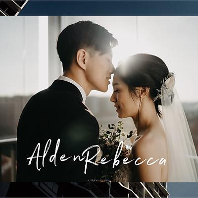 Alden & Rebecca
