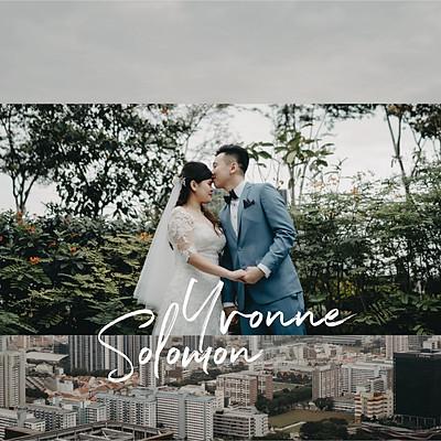 Solomon & Yvonne