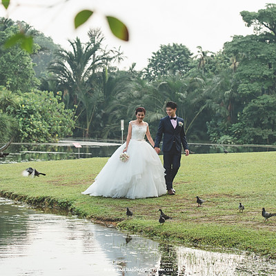 Benjamin & Ying Jia