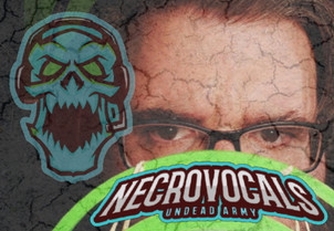 NecroVocals | Twisted420Gaming Crew Member & Variety Streamer | Lead Singer Necromancing The Stone