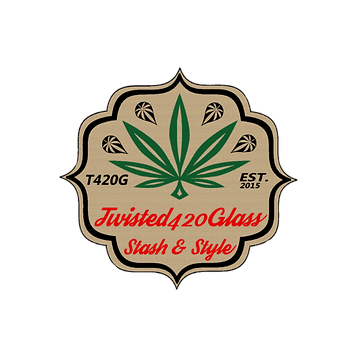 Our Sponsor Twisted420Glass provides airtight, smell proof etched glass jars and cannabis apparel.