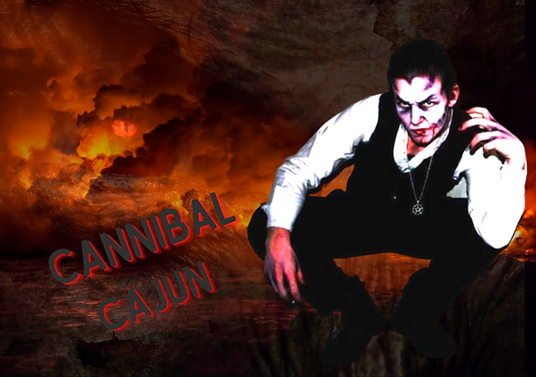 Cannibal Cajun's streams are as random as his victims.  Gaming influencer withTwisted420Gaming Crew