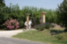 La Garance en Provence - Ballade à vélo