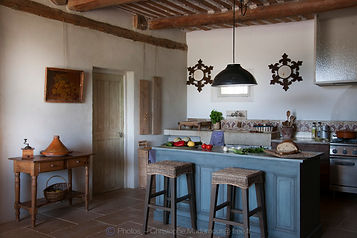 La Garance en Provence - Cuisine