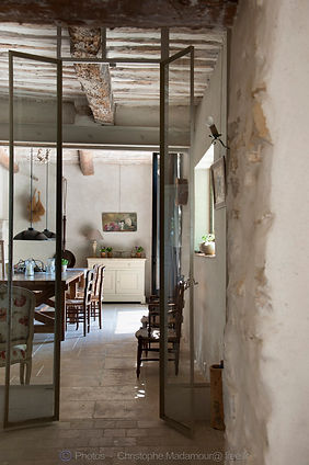 La Garance en Provence - Dining Room