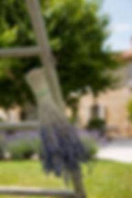 La Garance en Provence - Bouquet de lavandes