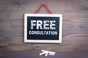 Free Consultation. Business success and