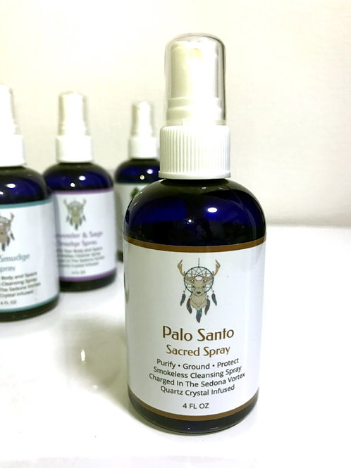Sedona Palo Santo Sacred Spray セドナ・パロサントスプレー