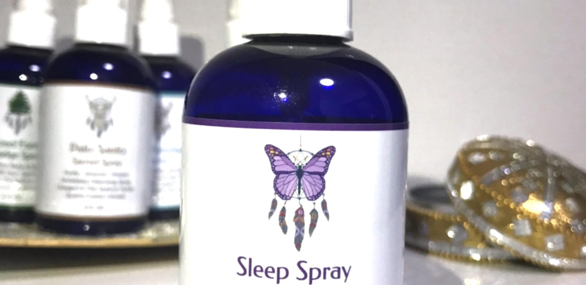 Sleep Spray心地よい眠りのために