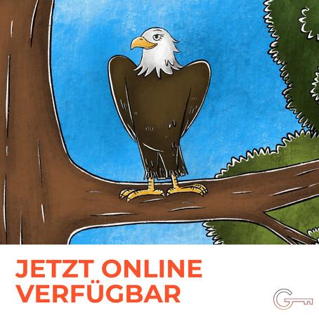 Abenteuer mit Gigi - jetzt online verfügbar