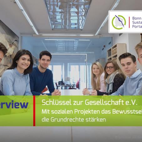 Interview mit dem Bonn Sustainability Portal