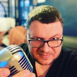 Новый микрофон, петь и петь!