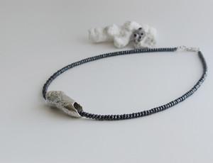 Silver Coral Necklace £80