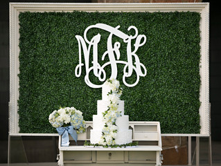 Wedding Monogram Etiquette