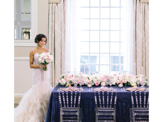 Brides of North Texas Styled Shoot