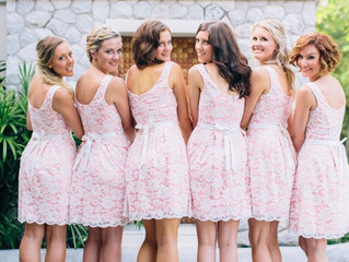 Bridesmaids & Dresses