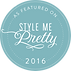 MK Event Boutique featured on Style Me Pretty